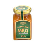 Алтайский мёд с прополисом