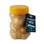 РАЗНОТРАВЬЕ, мёд Алтайский натуральный, цветочный.