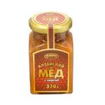 Алтайский мёд с пергой