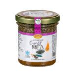 Алтайский мёд с семенами чиа