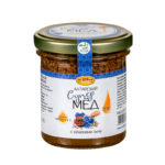 Алтайский мёд с семенами льна